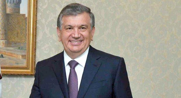 Шавкат Мирзиёев Ўзбекистон Республикасининг янги президенти
